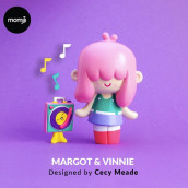 MOMIJI . A Design, 3D, Character Design, To, and Design project by Cecilia Meade - 08.07.2018