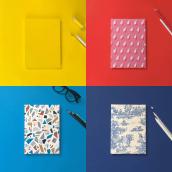 Fotografía para libretas Plec. Un projet de Retouche photographique, Photographie smartphone , et Photographie de produits de Jordi Calvet - 12.08.2018