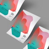 MasiMas Festival Barcelona. Un progetto di Pubblicità, Direzione artistica, Br e ing e identità di marca di Quim Marin Marín - 14.08.2018
