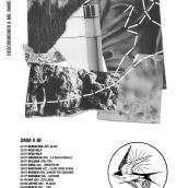 Cartelería. Un projet de Design graphique de Miguel Pardo - 18.08.2018