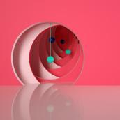 HOOOOOOLES. Um projeto de Ilustração, 3D, Direção de arte, Design gráfico, Design de cenários, Criatividade e Modelagem 3D de Alejandro Olmedo - 22.08.2018