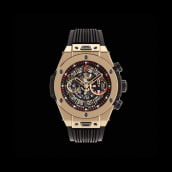 Hublot Digital Boutique. A 3D, and 3D Animation project by Dominic Plaza - 08.23.2018