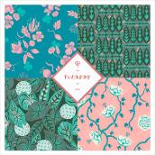 Patterns y últimas tendencias . A Pattern Design project by Pupa Pupapop - 09.05.2018