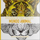 MANDALAS & COLOR THERAPY. Un proyecto de Diseño editorial y Diseño gráfico de Estefanía C.M. - 10.05.2016