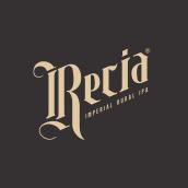 Recia. Branding y packaging para cervezas Del Pueblo. Un projet de Illustration, Br, ing et identité, Design graphique, Packaging, Naming , et Lettering de Jesús Navas Pérez - 12.09.2018