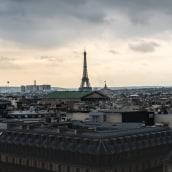 Perspectivas de la Torre Eiffel. Un projet de Photographie de Oliver Vegas - 11.09.2018