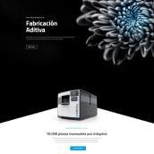 AMCELL® powered by TRIDITIVE. Um projeto de Direção de arte, Arquitetura de interiores, Design de interiores e Desenvolvimento Web de Manuel Persa - 25.09.2018