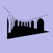 La Tabacalera - Madrid. Un proyecto de Ilustración, Ilustración vectorial e Ilustración digital de Catalina Parra Villalba - 02.09.2018