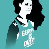 Ilustración para el Empower Music Fest 2018. Un proyecto de Ilustración, Ilustración vectorial, Dibujo e Ilustración digital de Catalina Parra Villalba - 11.09.2018
