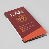 Residencial LAR - Folleto Rehabilitación 2018. Um projeto de Design editorial e Design gráfico de Agustín Mássimo - 15.03.2018