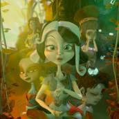 Teaser El árbol de las almas perdidas . Um projeto de Publicidade, Música e Áudio, Cinema, Vídeo e TV, 3D, Animação, Pós-produção, Cinema, Vídeo, Produção, Rigging, Animação de personagens, Retoque fotográfico, Animação 3D, Design de cartaz, Modelagem 3D, Stor, telling, Stor, board e Design de personagens 3D de Laura Zamora - 04.10.2018
