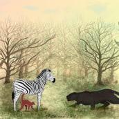 Mi Proyecto del curso: Ilustración digital con lápices de colores. Un proyecto de Bellas Artes de Sonia Salvador Luna - 07.10.2018