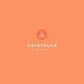 Catatruck Festival. Un proyecto de Publicidad, Br, ing e Identidad, Eventos, Diseño gráfico, Cop, writing y Naming de Víctor Montalbán - 10.09.2015