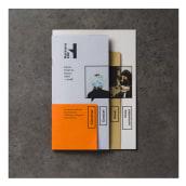 Boletín Harinera ZGZ. Un proyecto de Diseño editorial y Diseño gráfico de Víctor Montalbán - 09.12.2018