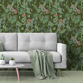 Patterns para Decoración de Hogar. A Pattern Design project by Pupa Pupapop - 09.03.2018