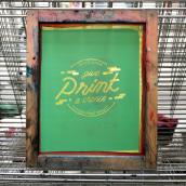 GIVE PRINT A CHANCE. Mercado de Serigrafía de Barcelona. Un proyecto de Estampación de Print Workers Barcelona - 24.10.2018