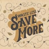 Save More. Un projet de Design , Illustration, T, pographie , et Lettering de Ale Hernández - 31.10.2018