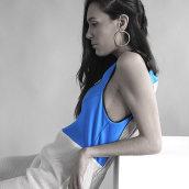 Colección - Geo P/V 2016. Um projeto de Design de moda e Fotografia de moda de Amaia Azabal De Los Rios - 28.05.2016