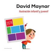 David Maynar, portafolio de ilustración . A Illustration, and Digital illustration project by David Maynar - 11.10.2018