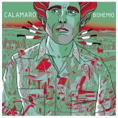 Andrés Calamaro . A Graphic Design & Illustration project by Jorge Alderete - 11.13.2018