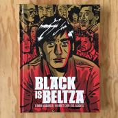 Black is Beltza. A Illustration project by Jorge Alderete - 11.13.2018