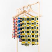 Colección de Fulares Estampados. Un progetto di Design, Product Design , e Design Pattern di Mónica Muñoz Hernández - 13.11.2018