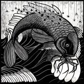 Impresiones viejas . A Illustration project by Miguel Job Martinez Allende - 11.18.2018