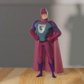Oddent Forte. Un proyecto de 3D, Animación, Animación de personajes y Animación 3D de Hugo García - 14.11.2018