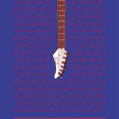 Pelut + The Handclappers. Um projeto de Design de cartaz de Manel Gon - 26.11.2018
