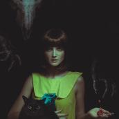 Fran Bow (videojuego). Un proyecto de Fotografía, 3D, Postproducción, Retoque fotográfico, Fotografía de retrato, Iluminación fotográfica, Ilustración digital y Fotografía de estudio de Alain Perdomo - 05.12.2018
