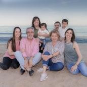 Fotografía Familia Ramos. Un proyecto de Fotografía y Fotografía de retrato de Sara Barberá - 18.04.2018