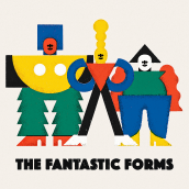 THE FANTASTIC FORMS. A To, and Design project by José Antonio Roda Martinez - 12.14.2018