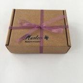 Mi Proyecto del curso: Diseño de packaging: experiencia unboxing de productos enviados por correo. Un proyecto de Artesanía de Guillermina Peralta montero - 31.12.2018