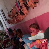 Fin de año en Loja, Ecuador. Un proyecto de Fotografía de Gabriela Espinosa - 03.01.2019