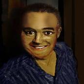 """Mi Proyecto del curso: Pinceles y pixeles: introducción a la pintura digital en Photoshop    """"Selfi"""". A Digital illustration project by LUIS ANGEL VELASCO SERNA - 01.07.2019"""