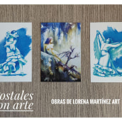 Mi Proyecto del curso: Arte final: preparación de archivos para impresión. A Illustration project by Lorena Martínez Martínez - 16.01.2019