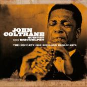 John Coltrane quintet with Eric Dolphy - The complete 1962 Birdland sessions. Un projet de Design graphique de Comunicom - 17.01.2019