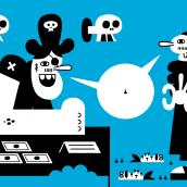 Fanzine . Um projeto de Ilustração de Hernán en H - 20.01.2019