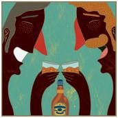 Guía de la amistad CHIVAS. A Illustration, Br, ing & Identit project by Alberto Montt - 01.21.2019
