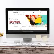 Creación de proyecto Nueva web (e-commerce).. A Designverwaltung, Grafikdesign und Webentwicklung project by Verónica Berlana - 21.01.2019