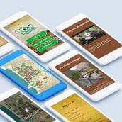 Laredo VirtHIS. Un proyecto de Desarrollo Web, Diseño interactivo y Diseño Web de La GIStería - 22.01.2019