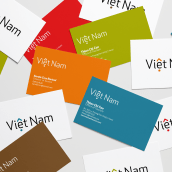 Vietnam turismo - Branding. A Br, ing, Identit, Editorial Design, Graphic Design, Video & Icon design project by Joel Miralles Meneses - 01.23.2019