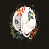 Lalo. A Illustration, Digitale Illustration und Porträtillustration project by Beatriz Ramo (Naranjalidad) - 28.01.2019