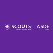 """Spot """"Gracias Scouters"""" ASDE. Um projeto de Animação 2D e Cinema, Vídeo e TV de Iván Delgado - 29.01.2019"""