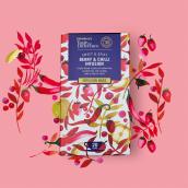Diseño de estampados para packaging de té. Un progetto di Illustrazione, Packaging , e Design Pattern di Mónica Muñoz Hernández - 31.01.2019