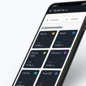 Bitso –Nueva app. Un projet de UI / UX , et Conception de produits de 23 Design - 10.12.2018
