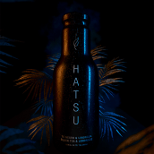 Hatsu Black Jugle. A 3-D, Produktdesign und Bühnendekoration project by Alejandro Herrada González - 06.02.2019