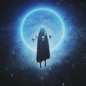 """Videoclip """"Wake The Ghost"""". A Motion Graphics, Animation, Video, Character animation, 2D Animation, and 3D Animation project by Joseba Elorza - 02.06.2019"""