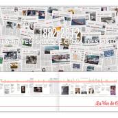 La Voz de Galicia. Promociones. Un proyecto de Diseño, Fotografía y Dirección de arte de Pablo Cacheiro - 10.02.2009
