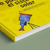 Nos vamos a pasear por el sistema solar. Luis Julián. Un proyecto de Dirección de arte y Diseño de Pablo Cacheiro - 10.05.2017